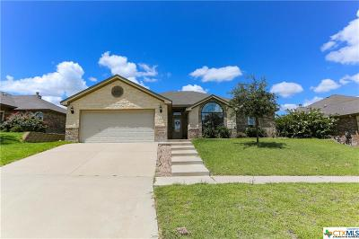 Killeen Single Family Home For Sale: 2505 Traditions Drive
