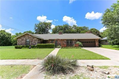 Killeen Single Family Home For Sale: 507 Tower Street