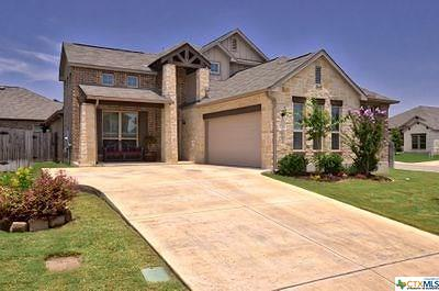 New Braunfels Single Family Home For Sale: 1735 Village Springs