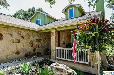 Wimberley Single Family Home For Sale: 8 Tammy Terrace
