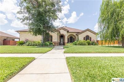 Killeen Single Family Home For Sale: 6401 Tanzanite Drive