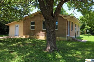 Harker Heights Single Family Home For Sale: 107 Bybee Court