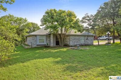 Temple, Belton Single Family Home For Sale: 14873 Cart Road