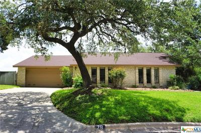 New Braunfels Single Family Home For Sale: 28 Ridge Run