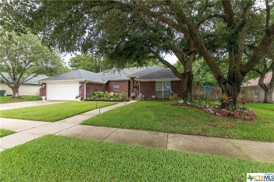 Killeen Single Family Home For Sale: 212 Cobblestone Drive