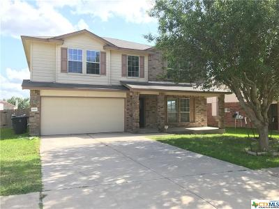 Killeen Single Family Home For Sale: 4208 Cessnock Drive