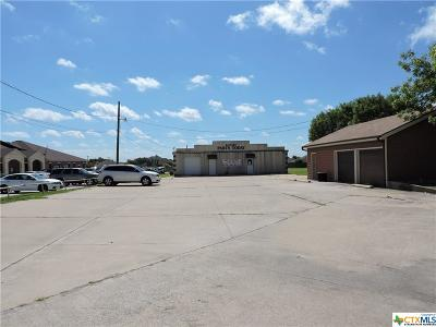 Killeen Commercial For Sale: 4106 S Clear Creek Road