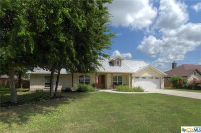 New Braunfels Single Family Home For Sale: 344 River Park Drive