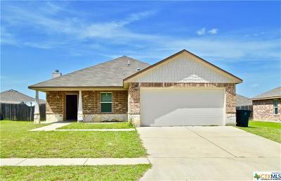Killeen Single Family Home For Sale: 603 W Vega Lane