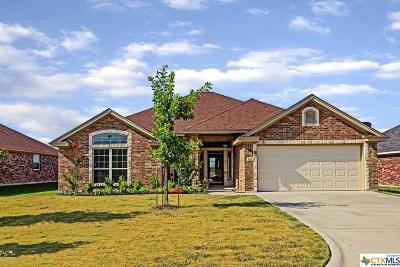 Harker Heights Single Family Home For Sale: 1103 Chaucer Lane