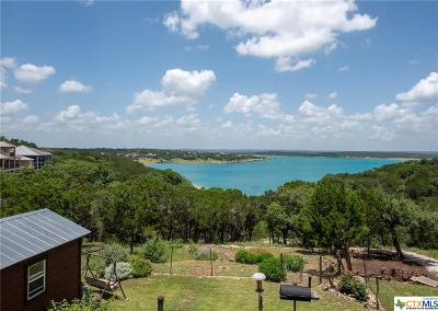 Canyon Lake Single Family Home For Sale: 1217 Riviera Drive