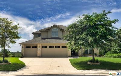 New Braunfels Single Family Home For Sale: 1048 San Pedro