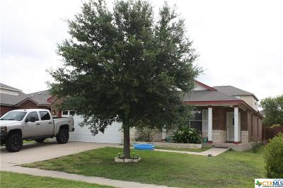 Killeen Single Family Home For Sale: 6613 Taree Loop
