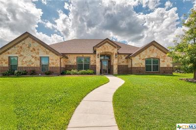 Nolanville Single Family Home For Sale: 2005 Bald Eagle Drive