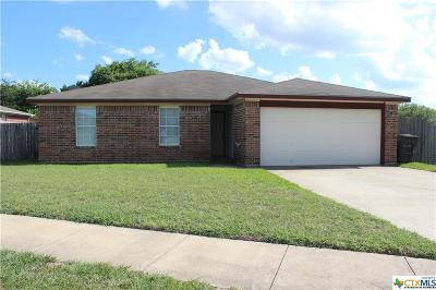 Killeen Single Family Home For Sale: 3410 Westview Drive