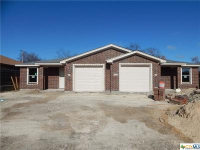 Harker Heights Multi Family Home For Sale: 225 E Beeline Lane