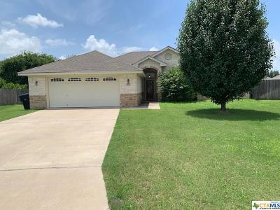 Temple, Belton Single Family Home For Sale: 5020 Jeanine Drive