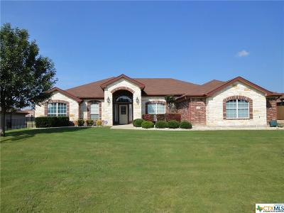 Killeen Single Family Home For Sale: 7301 Platinum Drive