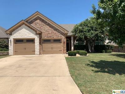 Harker Heights Single Family Home For Sale: 2511 Jackson Drive