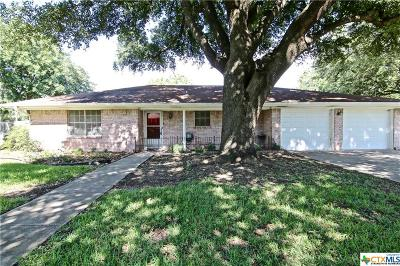 Belton Single Family Home For Sale: 2005 Hilltop Street