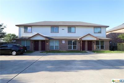 Killeen Single Family Home For Sale: 2801 Vernice Loop