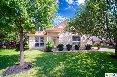 Killeen Single Family Home For Sale: 6001 Cobalt Lane