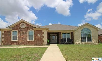 Killeen Single Family Home For Sale: 3611 Republic Of Texas Drive