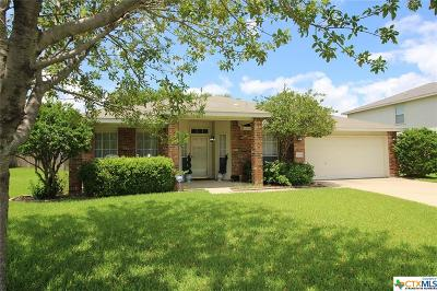 Harker Heights Single Family Home For Sale: 2136 Modoc Drive