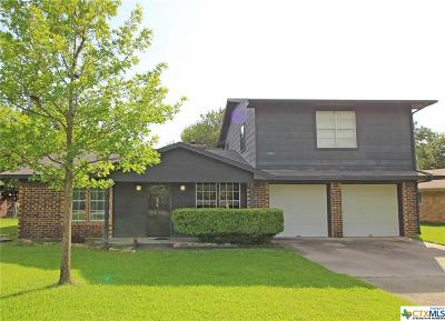 Harker Heights Single Family Home For Sale: 4210 Broken Arrow Drive