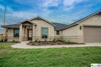Temple, Belton Single Family Home For Sale: 3821 Green Tree Loop