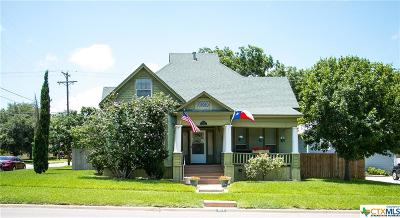 Temple Single Family Home For Sale: 804 N 3rd Street
