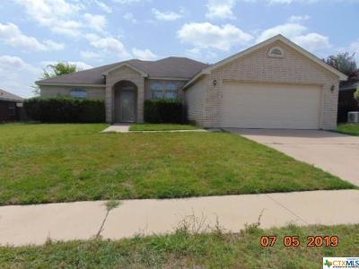 Killeen Single Family Home For Sale: 4310 Ethel Avenue