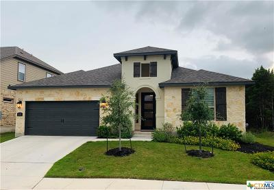 New Braunfels Single Family Home For Sale: 643 Hidden View Street