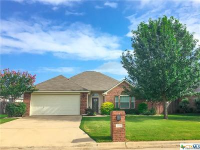 Temple, Belton Single Family Home For Sale: 1116 Westway Drive