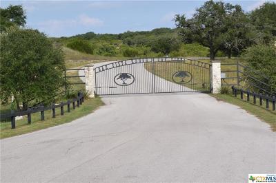 Lampasas Residential Lots & Land For Sale: 14.09 Acres, Lot 17, Oak Vista Ranch