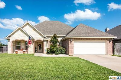 Belton Single Family Home For Sale: 801 Marshall Drive