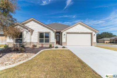 Belton Single Family Home For Sale: 1812 Lacy Ridge Drive
