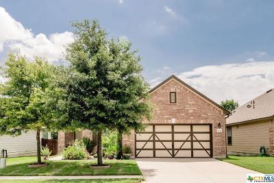 Temple, Belton Single Family Home For Sale: 1214 Lonesome Oak Drive