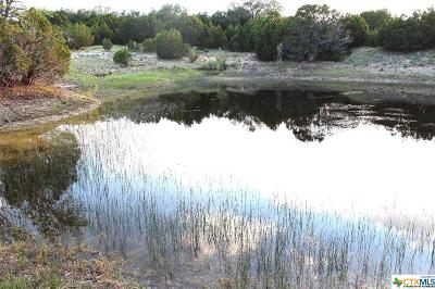 Coryell County Residential Lots & Land For Sale: Tbd Indian Creek Rd Road