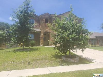 Killeen Single Family Home For Sale: 4811 Birmingham Circle