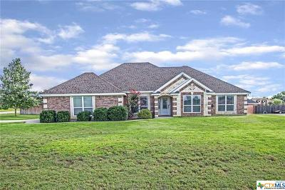 Coryell County Single Family Home For Sale: 130 Coleton Drive