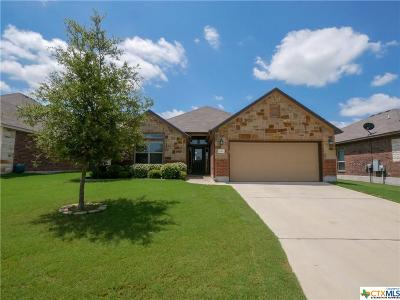 Temple, Belton Single Family Home For Sale: 609 Coventry Drive