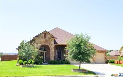 Harker Heights Single Family Home For Sale: 3906 Hickory View