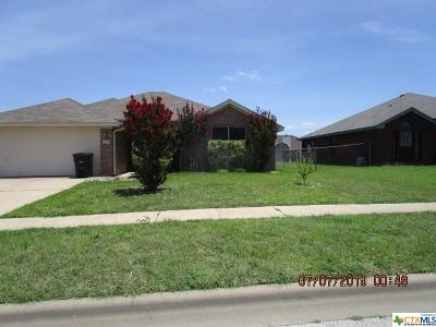 Killeen Single Family Home For Sale: 4400 Esta Lee Avenue