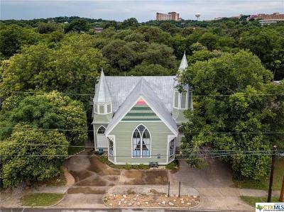 San Marcos Rental For Rent: 516 W Hopkins Street #B