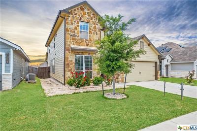 Killeen Single Family Home For Sale: 3323 Addison Street