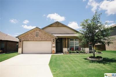 Temple, Belton Single Family Home For Sale: 1501 Neuberry Cliffe