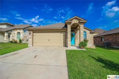 Temple Single Family Home For Sale: 6018 Stonehaven Drive