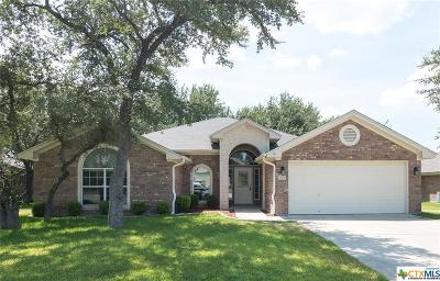 Killeen Single Family Home For Sale: 6200 Marble Falls Drive