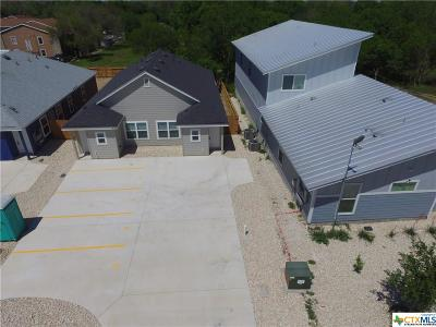 Seguin Multi Family Home For Sale: 938 Country Club